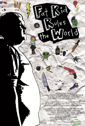 Fat Kid Rules the World Film Poster