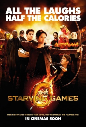The Starving Games Film Poster
