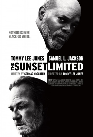 The Sunset Limited Film Poster