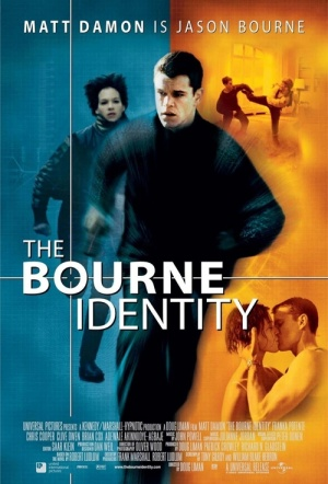 The Bourne Identity Film Poster