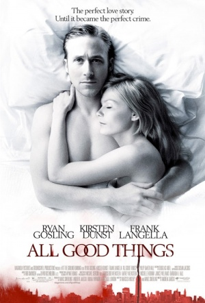 All Good Things Film Poster
