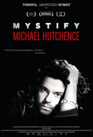 Mystify: Michael Hutchence Film Poster
