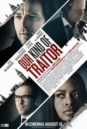 Our Kind of Traitor Film Poster