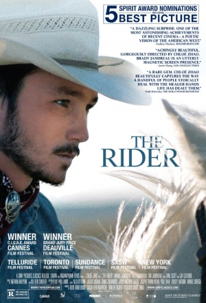 The Rider Film Poster