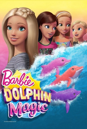 Barbie: Dolphin Magic Film Poster