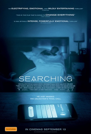 Searching Film Poster