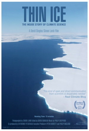 On Thin Ice: The Inside Story on Climate Change