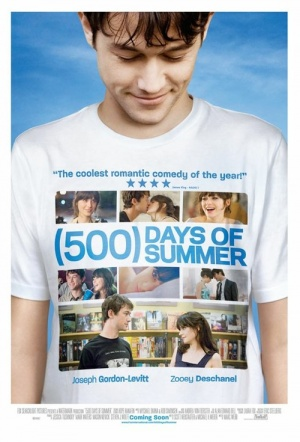 (500) Days of Summer Film Poster