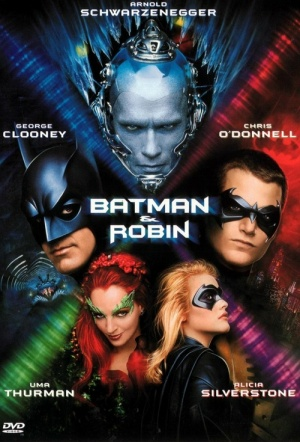 Batman & Robin Film Poster