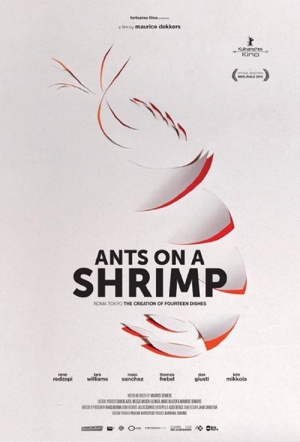 Ants on a Shrimp Film Poster