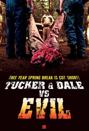 Tucker and Dale vs Evil Film Poster