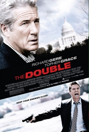 The Double (2011) Film Poster