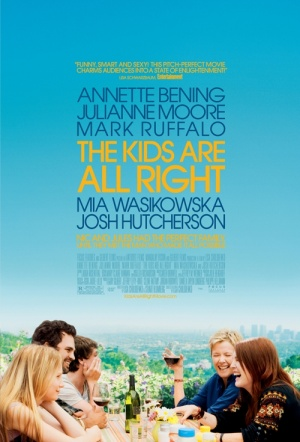 The Kids Are All Right Film Poster