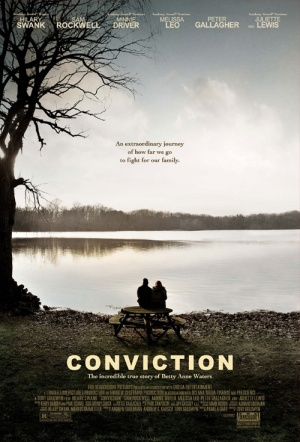 Conviction Film Poster