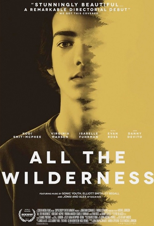 All the Wilderness Film Poster
