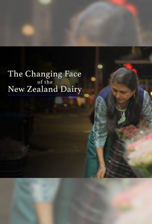 The Changing Face of the New Zealand Dairy