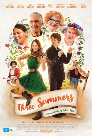 Three Summers Film Poster