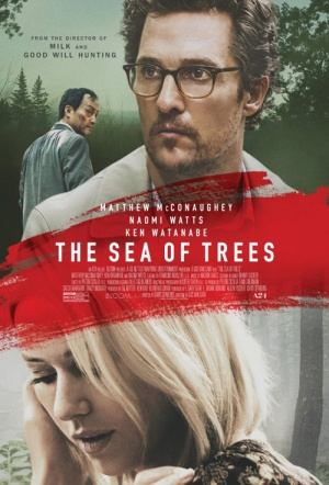 The Sea of Trees Film Poster