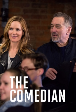 The Comedian Film Poster