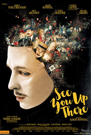 See You Up There Film Poster
