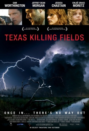 Texas Killing Fields Film Poster