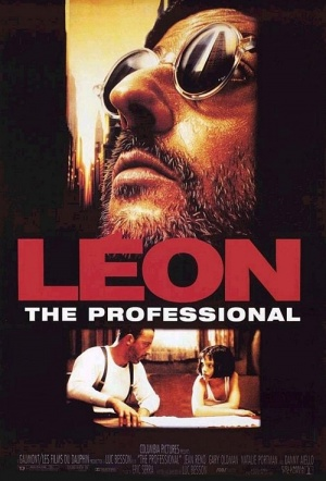 Léon: The Professional Film Poster