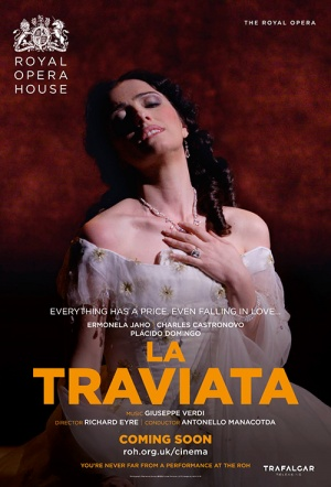 Royal Opera House: La Traviata Film Poster