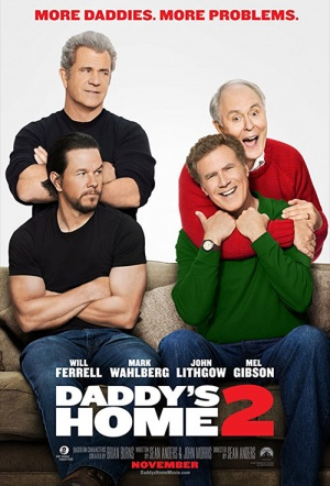 Daddy's Home 2 Film Poster