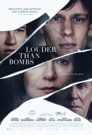 Louder than Bombs Film Poster