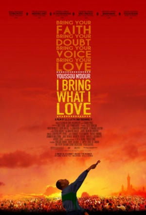 Youssou Ndour: I Bring What I Love Film Poster