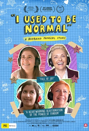 I Used to Be Normal: A Boyband Fangirl Story Film Poster