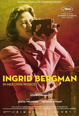 Ingrid Bergman in her Own Words Film Poster