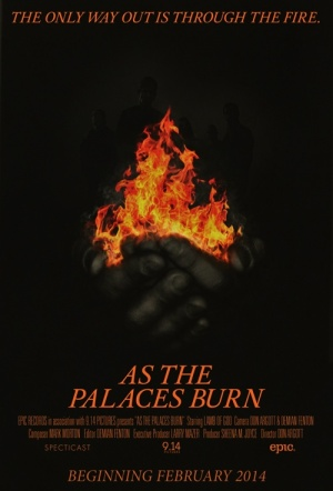 As the Palaces Burn Film Poster