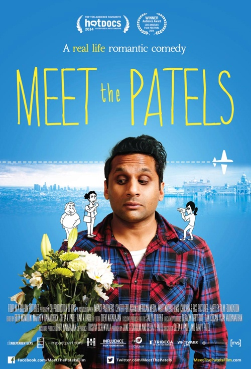 Meet the Patels Film Poster