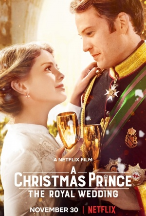 A Christmas Prince: The Royal Wedding Film Poster