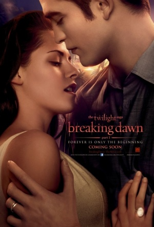 The Twilight Saga: Breaking Dawn Part 1 Film Poster
