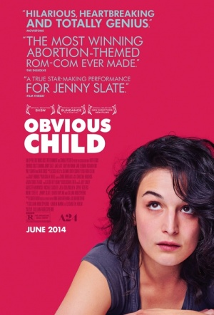 Obvious Child Film Poster