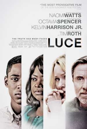 Luce Film Poster