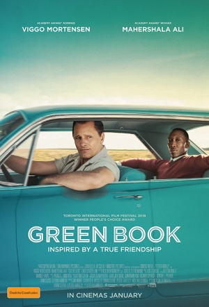 Green Book Film Poster