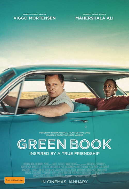 Green Book | Movie times & tickets | Flicks co nz