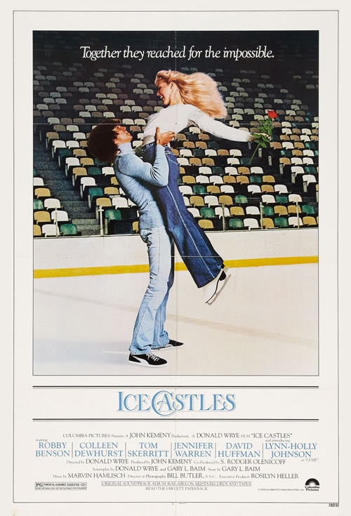 Ice Castles Film Poster