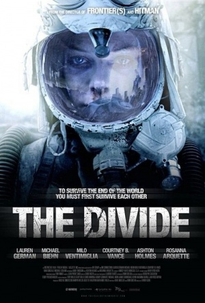 The Divide (2011) Film Poster