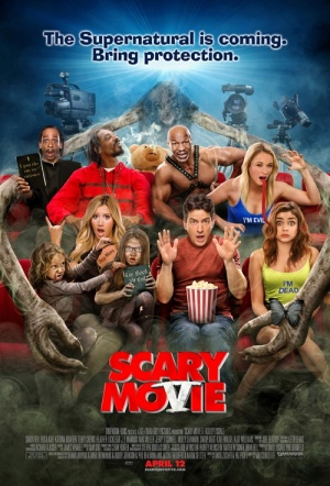 Scary Movie 5 Film Poster