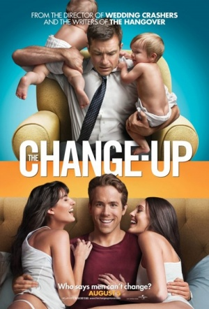 The Change-Up Film Poster