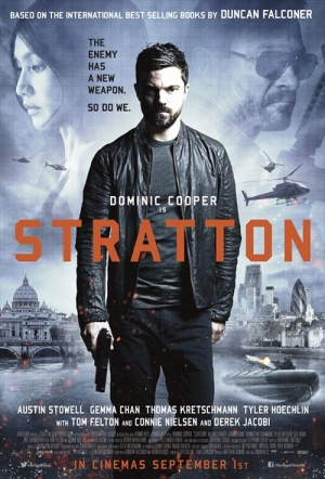 Stratton Film Poster