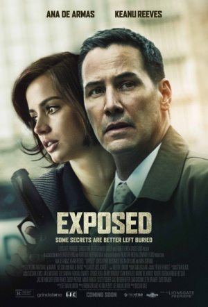 Exposed (2016) Film Poster