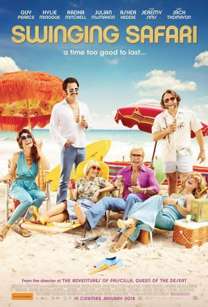 Swinging Safari Film Poster