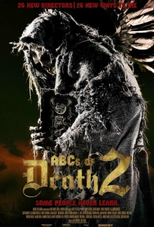 ABCs of Death 2 Film Poster