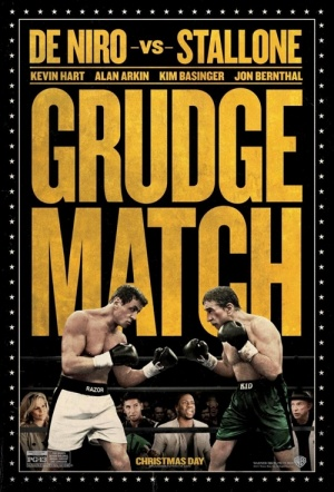 Grudge Match Film Poster