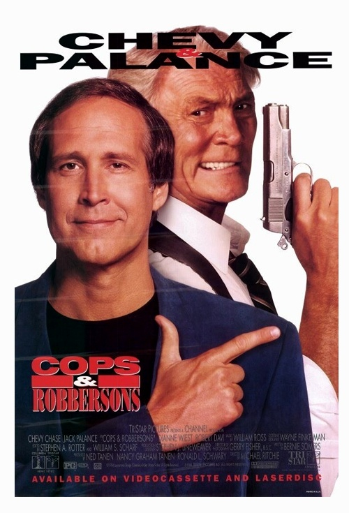 Cops and Robbersons Film Poster